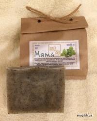 Мыло Мята