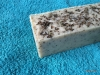 Лавандовое мыло-скраб